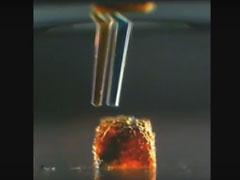На 3D принтере научились печатать незастывающие жидкости