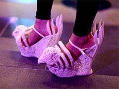 Первый показ мод, модели для которого напечатаны на 3D принтере