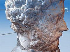При помощи Google Glass создали 3D модель статуи