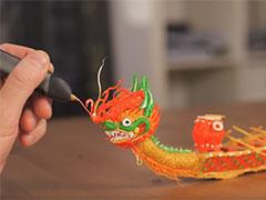 Что такое 3D ручка?
