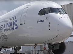 Тысячи деталей самолёта Airbus A350 XWB распечатаны на 3D-принтере
