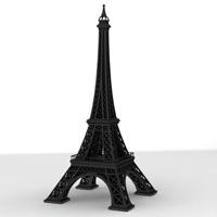 Модель эйфелевой башни