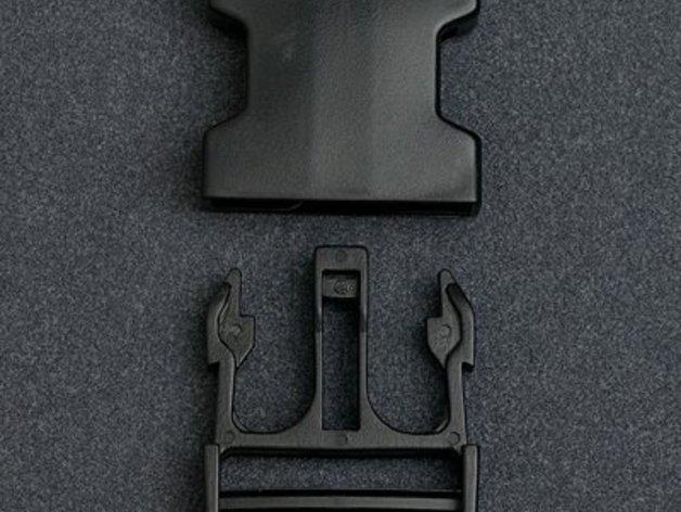 Модель пряжки для ремня