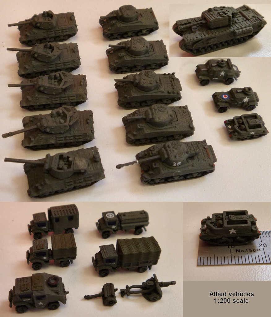 фотографии и модели танков