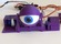 Модель механического глаза