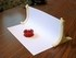 Модель крепежа листа для постановки фотографий
