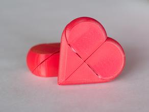Коробочка - секрет для сердца