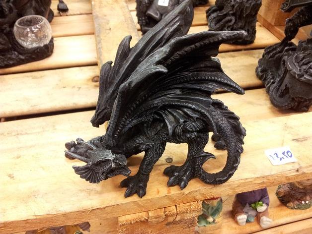 Чёрный дракон