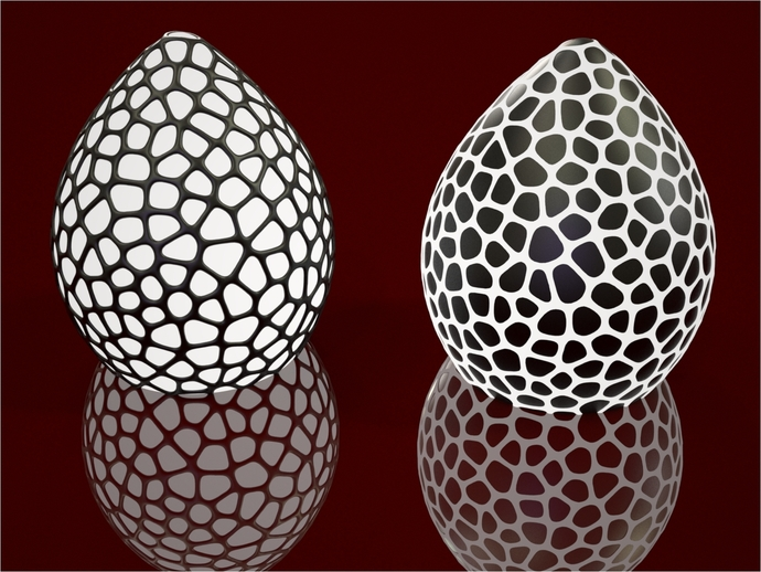 Яйцо дракона - подсвечиваемое
