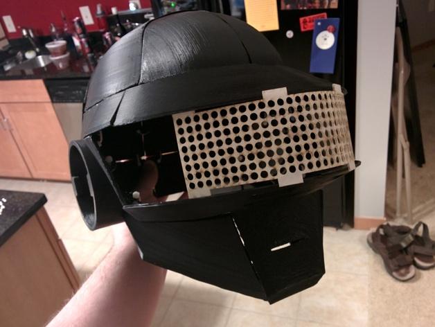 Шлем группы Daft Punk Thomas