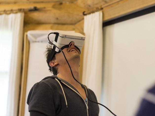 Корпус для прибора виртуальной реальности