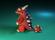Модель игрушечного динозавра