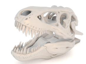Голова тиранозавра