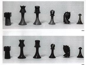 Оригинальный набор шахмат