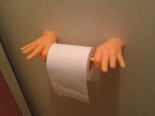 Подставки для туалетной бумаги
