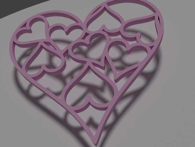 Оригинальная модель сердца