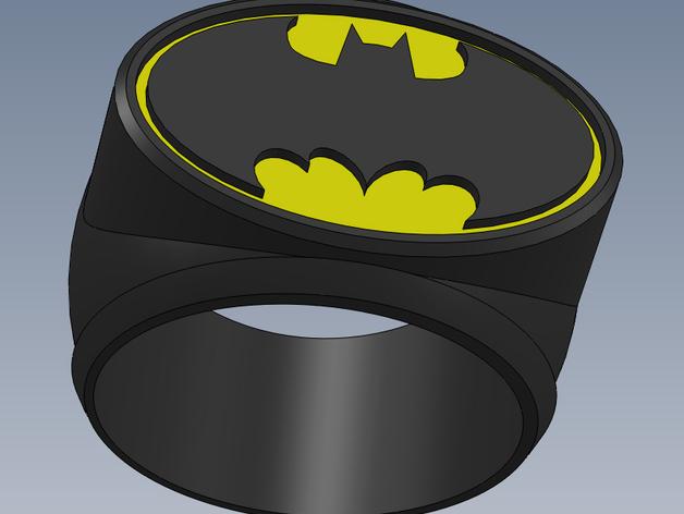 Кольцо бэтмена