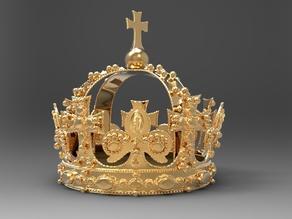 Корона короля Генри VIII