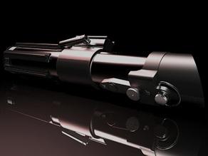Световой меч Дарт Вейдера из Звездных войн