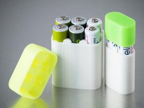 Коробка для батареек