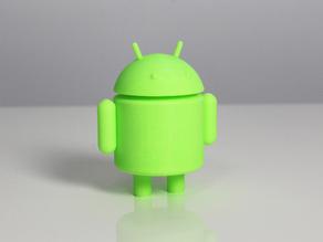 Модель логотипа Android