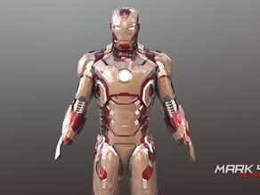Фигурка железного человека Mk42