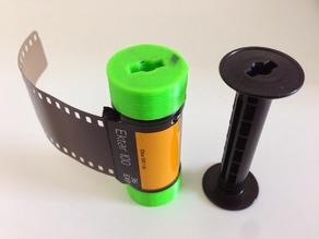 Коробка для плёнки 35mm
