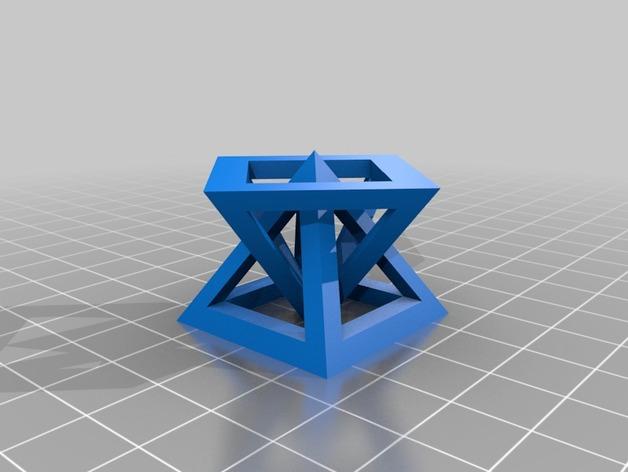 Двойная пирамида
