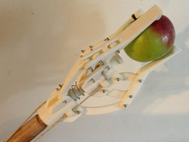 Палка-снималка для яблок