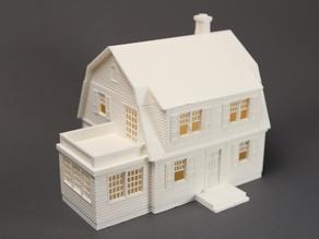 Пуританский дом