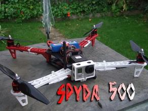 Квадрокоптер Spyda 500