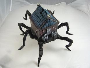 Дом-паук