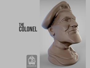 Бюст полковника