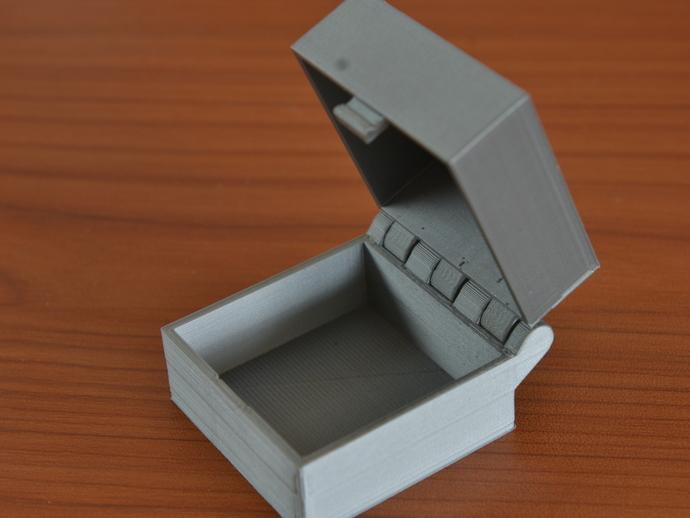 Навесная коробка