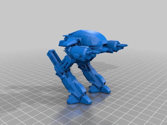 Фигура робокопа