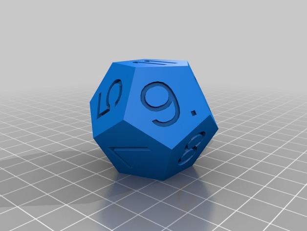 12-ти гранный куб