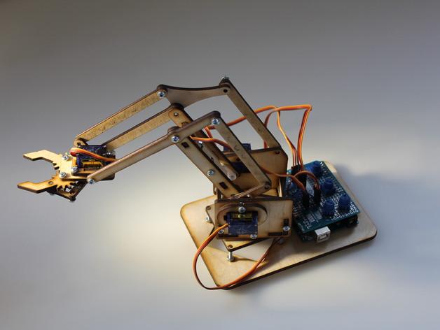 Робот MeArm V0.3