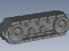 Протектор танка