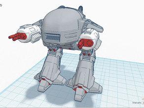 Модель робота ED-209