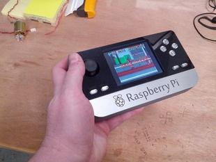 Портативный Raspberry
