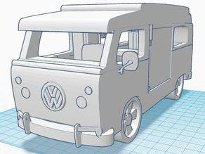 Миниатюра автомобиля Volkswagen
