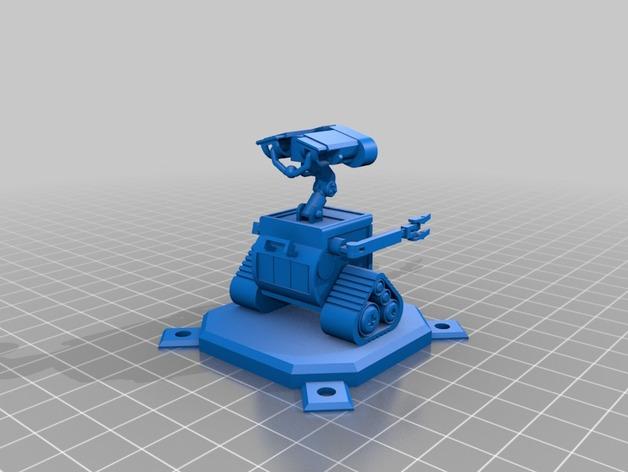 Робот Wall-E из мультфильма Wall-E