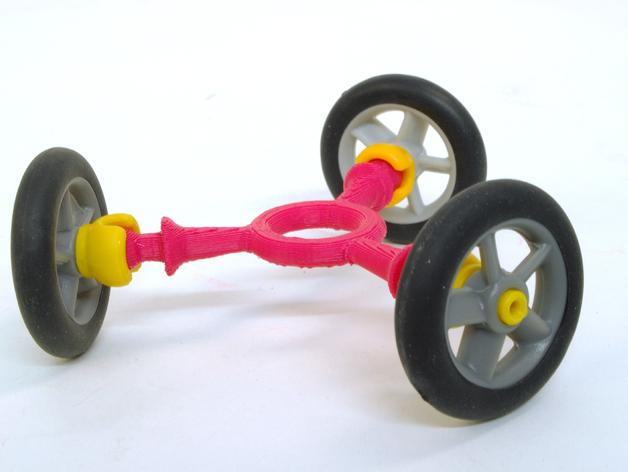 Трёхколёсная игрушка