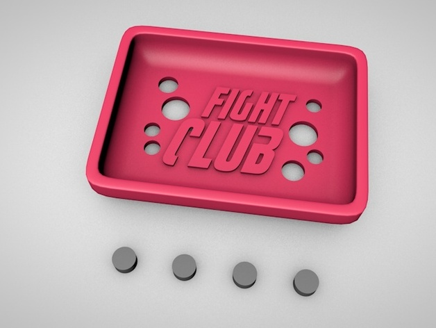 Мыльница Fight Club