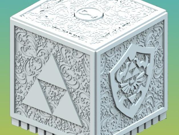 Куб Ouya Zelda