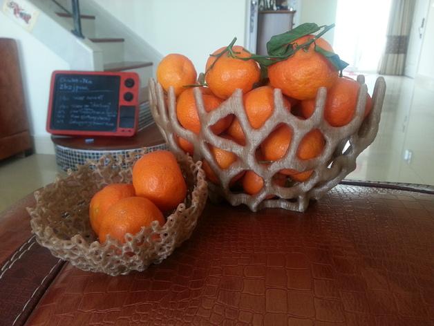 Вазы для фруктов Коралл