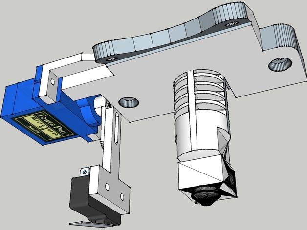 Деталь 3d принтера Prusa i3
