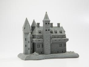 Макет императорского замка