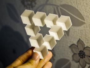 Треугольник Иллюзия