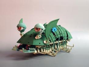 Робот Shellmo